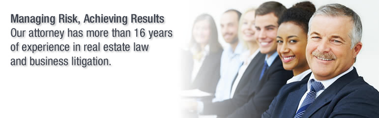 Real Estate Law Firm, Irvine, CA